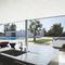 spa sobre suelo / rectangular / multiplaza / de exterior