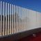 valla de jardín / de barras / de metal