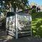 contenedor de basura / de plástico / de aluminio / de reciclaje