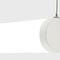 luminaria suspendida / LED / tubular / de aluminio