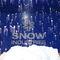 rociador de ducha para nieve