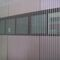 malla metálica para fachada