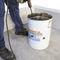 barrera de vapor bituminosa / barnizada con poliuretano / adhesiva / para pavimento