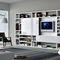 mueble TV contemporáneo / de madera lacada / de Mauro Lipparini