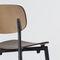 silla de bar contemporánea / apilable / aluminio / de polipropileno