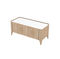 mueble de baño contemporáneo / de madera / con cajón / para uso residencialNATURE 100232812NOKEN – PORCELANOSA BATHROOMS