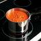 placa de cocina vitrocerámica radiante