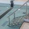Escalera de piscina de acero inoxidable