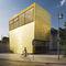 revestimiento de fachada de aluminio / de cobre / de aleación / liso