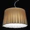 lámpara suspendida / contemporánea / de vidrio soplado / de tejido