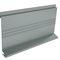 revestimiento de fachada en láminas / de acero / prelacado / vertical
