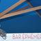 sombrilla para el sector servicios / de tejido / de madera
