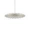 lámpara suspendida / contemporánea / de aluminio / regulable