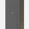 mástil de iluminación / de acero galvanizado / de madera