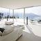 ventanal corredero / de aluminio / con vidrio doble / con aislamiento térmico