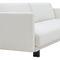 sofá compacto / cama / contemporáneo / de tejido