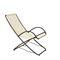 silla de playa de metal