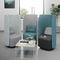 mesa de centro contemporánea / de material laminado / rectangular / de interior