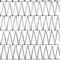 malla metálica para revestimiento / de acero inoxidable / trama triangularHURONCambridge Architectural Mesh