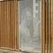 panel decorativo de aluminio / de pared / personalizado