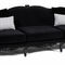 sofá de estilo Luis XV