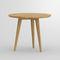 mesa de centro de diseño / de roble / de nogal / de madera maciza