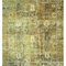 alfombra contemporánea / con motivos / de lana / de seda