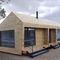 revestimiento de fachada de madera maciza