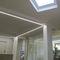 luminaria empotrable de techo / LED / cuadrada / rectangular