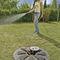 sistema de recuperación de aguas pluviales para jardín