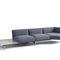 sofá modular / de esquina / contemporáneo / de tejido