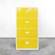 armario de oficina bajo / de acero / modular / contemporáneo