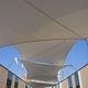 membrana arquitectónica de PTFE / para tensoestructura / para fachada / para espacio público