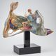escultura de cristal de Murano