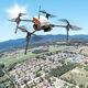UAV con alas giratorias / cuadrirrotor / de cartografía / de inspección