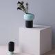 florero de cerámica / de diseño