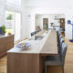 isla de cocina para uso residencial