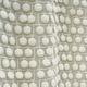 visillo con motivos / de lino / bordado / para uso residencial