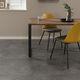 pavimento de vinilo / para interior / de alta resistencia / residencial