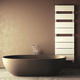radiador toallero de agua caliente / de aluminio / contemporáneo / de baño