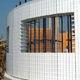 muro de hormigón / de acero galvanizado / prefabricado / con aislamiento integrado