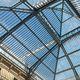 panel de vidrio de control solar / laminado / de seguridad / con aislamiento térmico