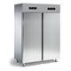 frigorífico combi con congelador en la parte superior / para uso residencial / profesional / de 2 puertas