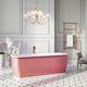 bañera independiente / de piedra