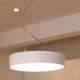 lámpara suspendida / moderna / de aluminio / de PMMA