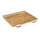 parquet macizo / flotante / de madera maciza / liso