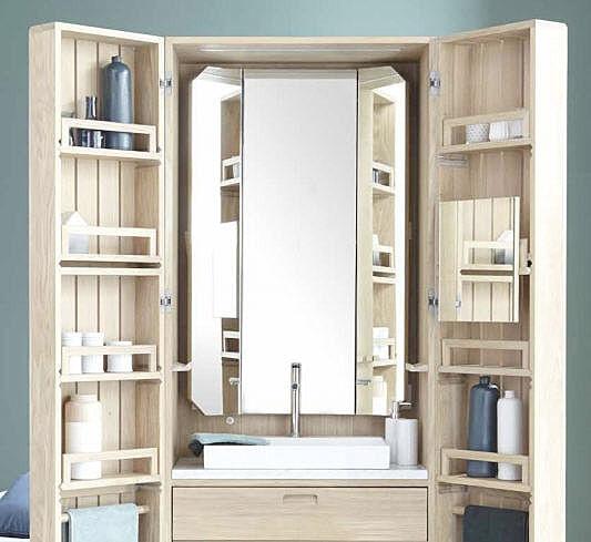 La línea ARTE de los muebles del cuarto de baño del armario ...