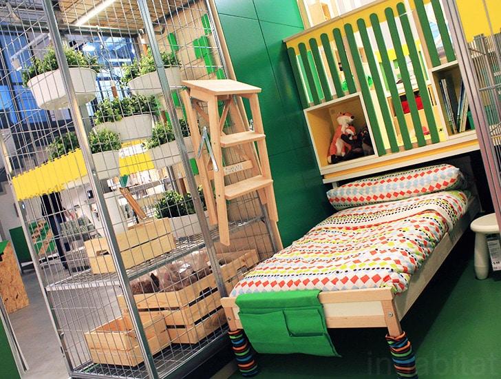 La tienda temporal de Ikea explora el futuro del diseño de ...