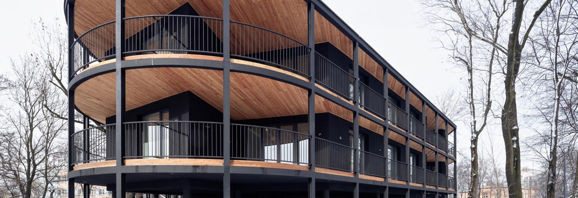 Apartamentos Villa Reden / Architekt Maciej Franta