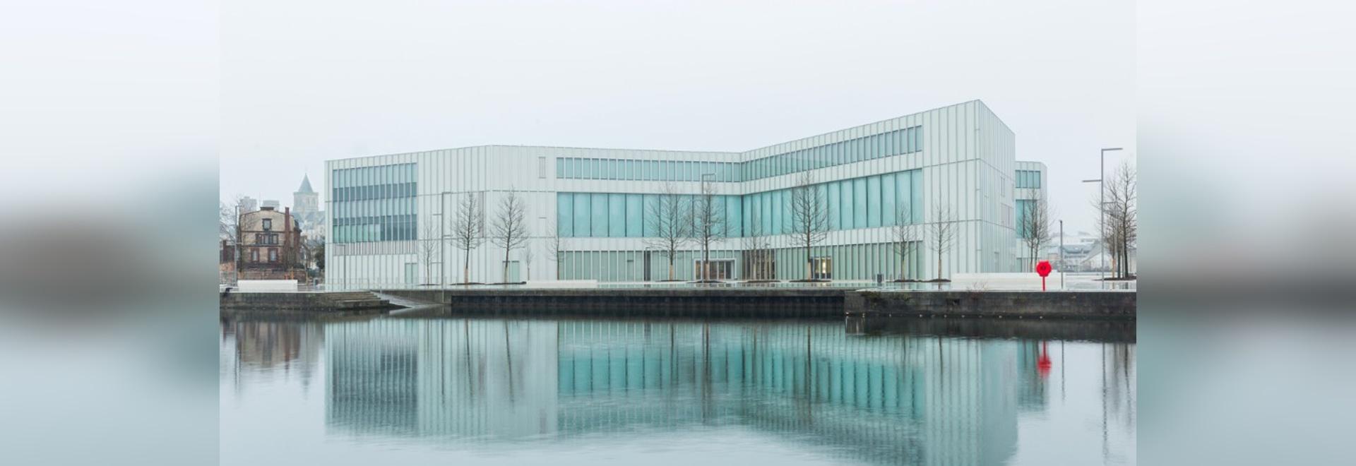 Biblioteca en Caen